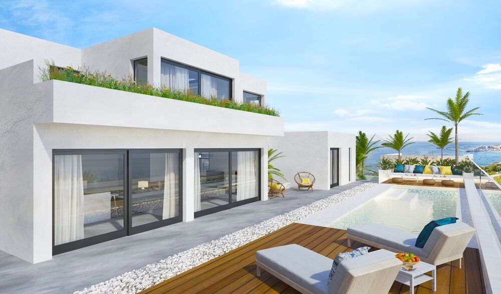 4 bedroom villa For Sale in Finestrat - Main Image