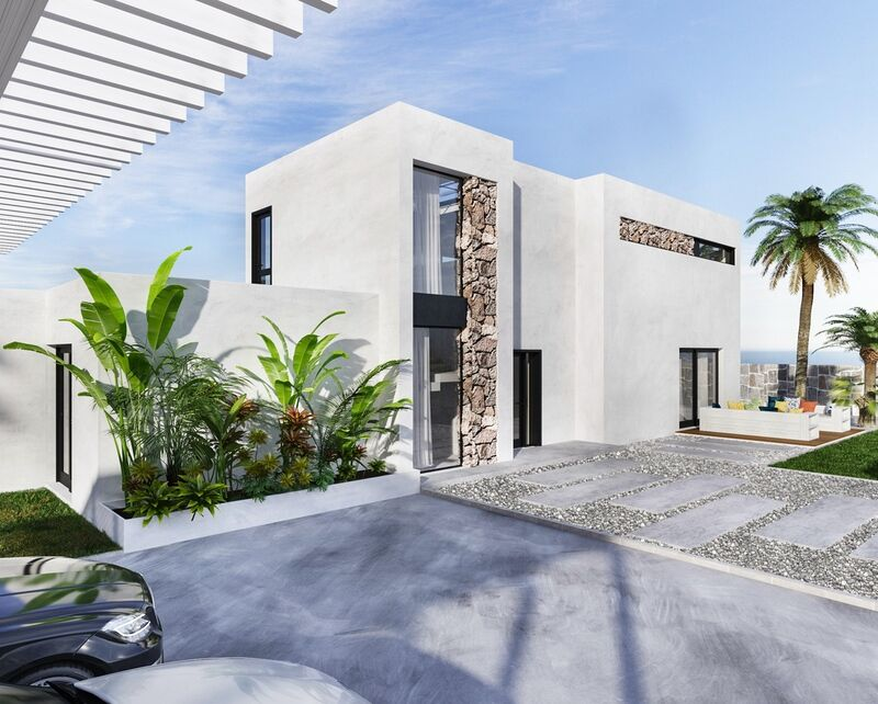 4 bedroom villa For Sale in Finestrat - photograph 4