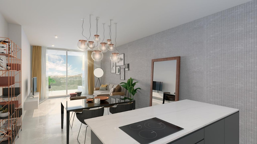 2 bedroom apartment For Sale in Torrevieja - photograph 2
