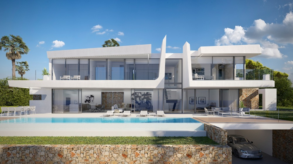 New Build in Altea Hills
