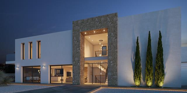 5 bedroom villa For Sale in Moraira - photograph 3