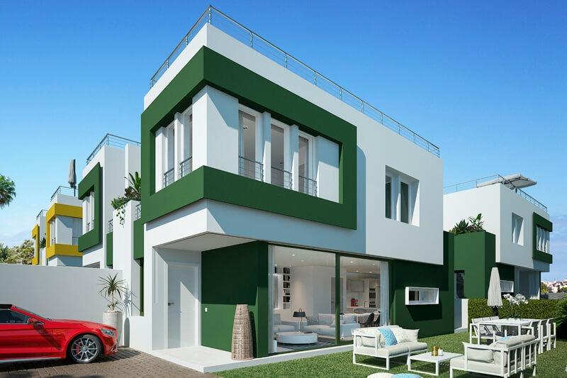 2 bedroom semi detached For Sale in Denia - Main Image