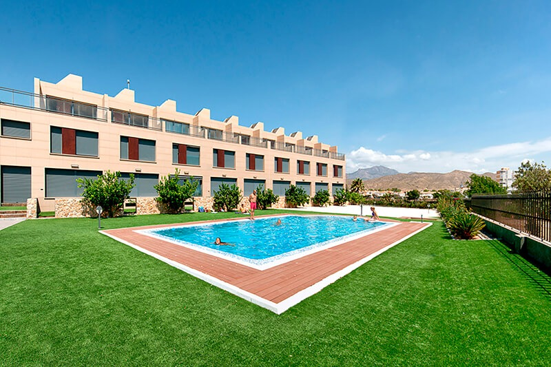 3 bedroom apartment For Sale in El Campello - Main Image
