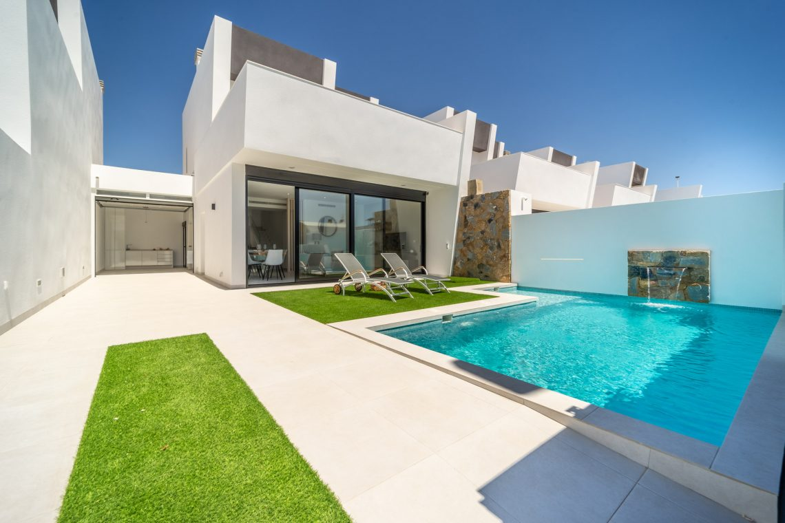 3 bedroom villa For Sale in San Pedro Del Pinatar - Main Image