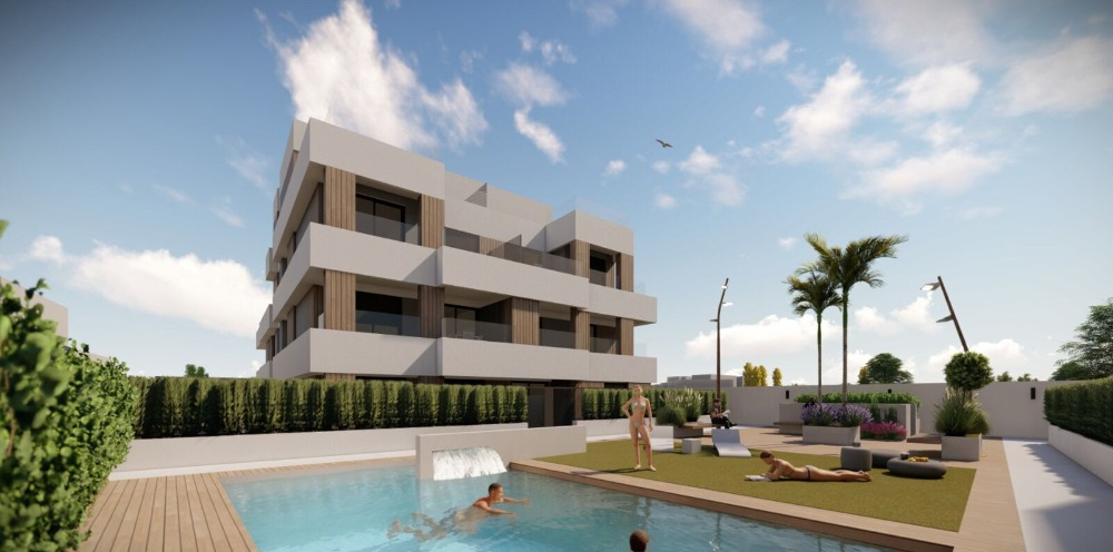 2 bedroom apartment For Sale in San Javier - photograph 4