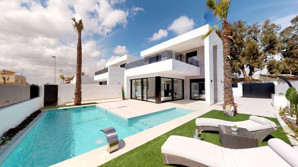 4 bedroom villa For Sale in San Javier - Main Image