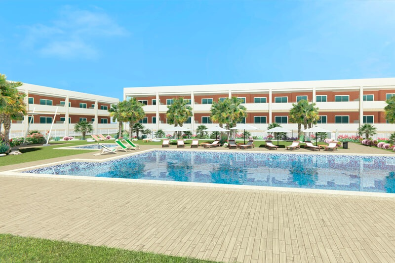 2 bedroom apartment For Sale in Gran Alicant - Main Image