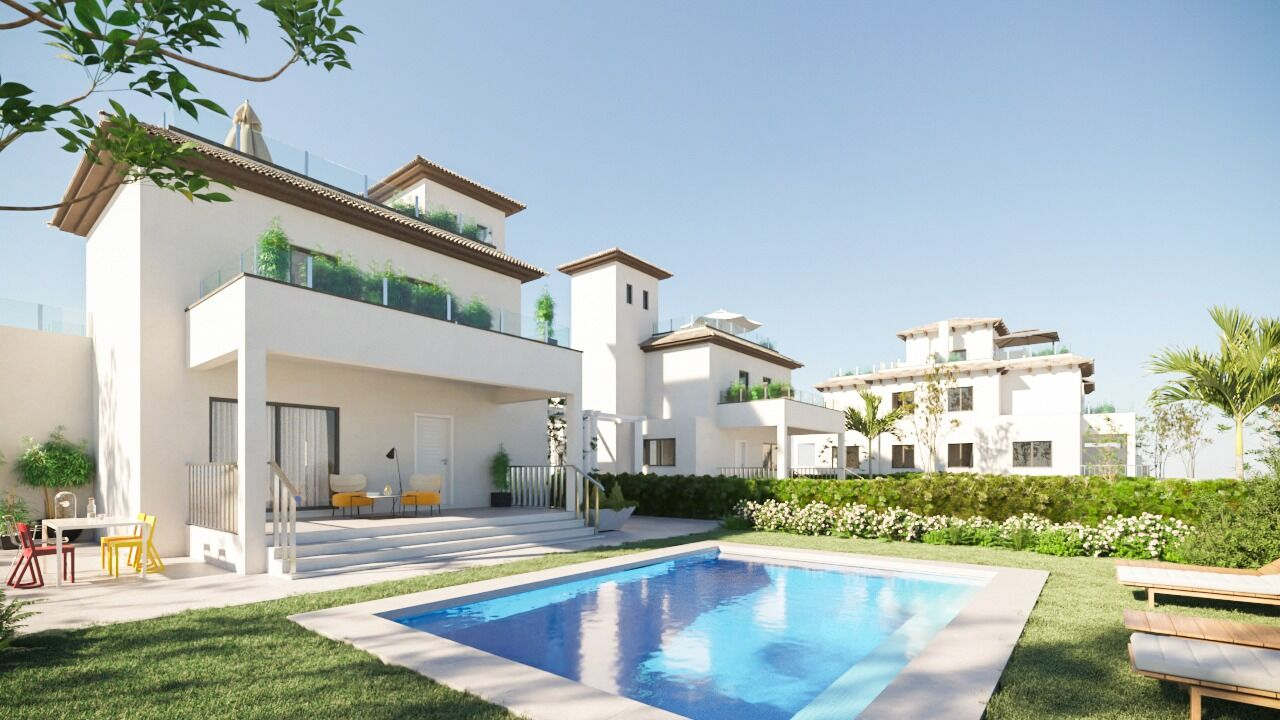 2 bedroom villa For Sale in La Marina - Main Image