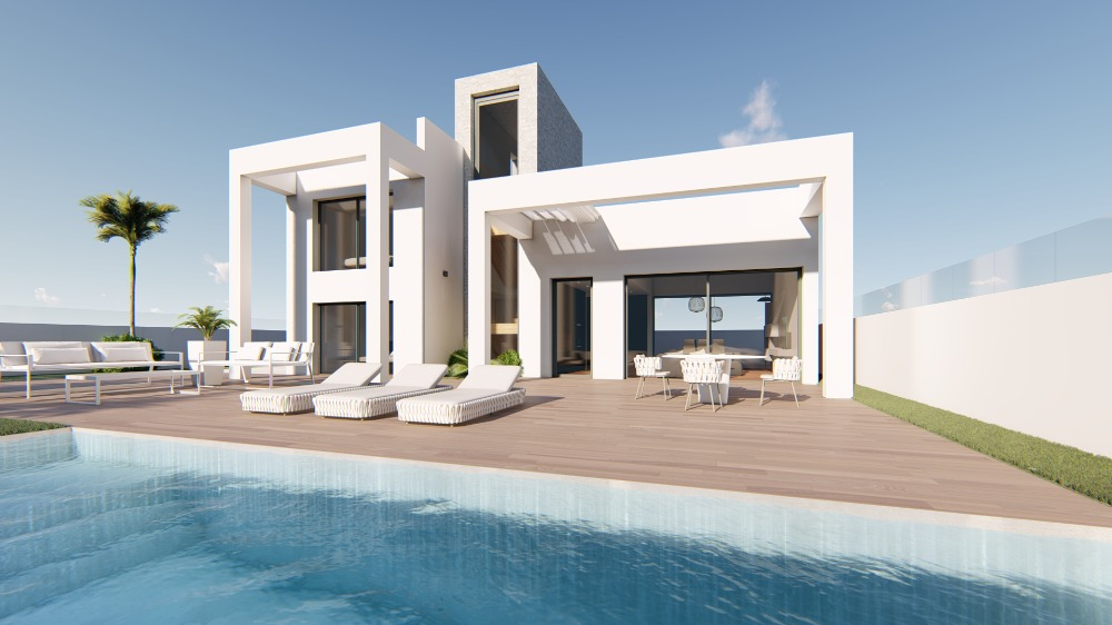 3 bedroom villa For Sale in Finestrat - Main Image