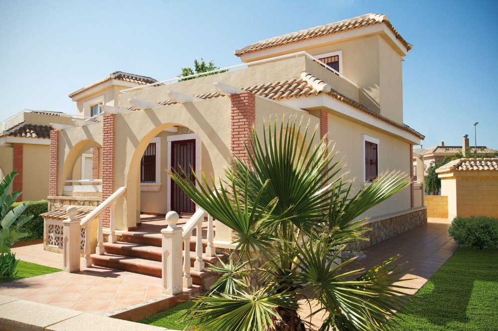 3 bedroom villa For Sale in Balsicas - Main Image