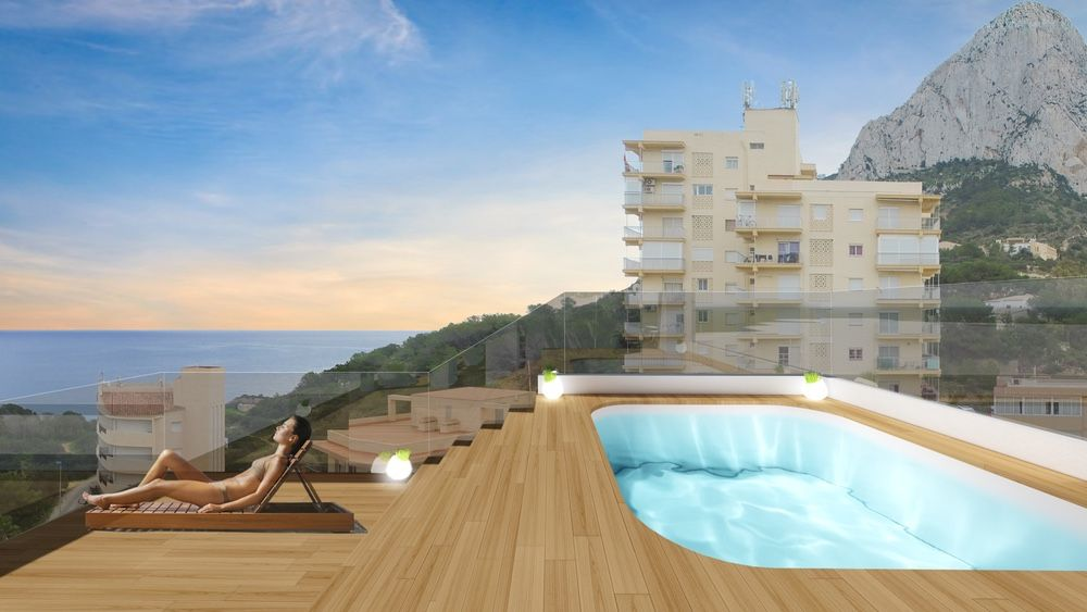 2 bedroom apartment For Sale in Calpe - photograph 7