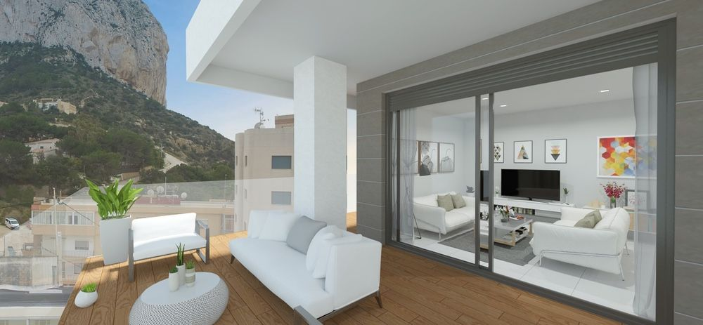 2 bedroom apartment For Sale in Calpe - photograph 5