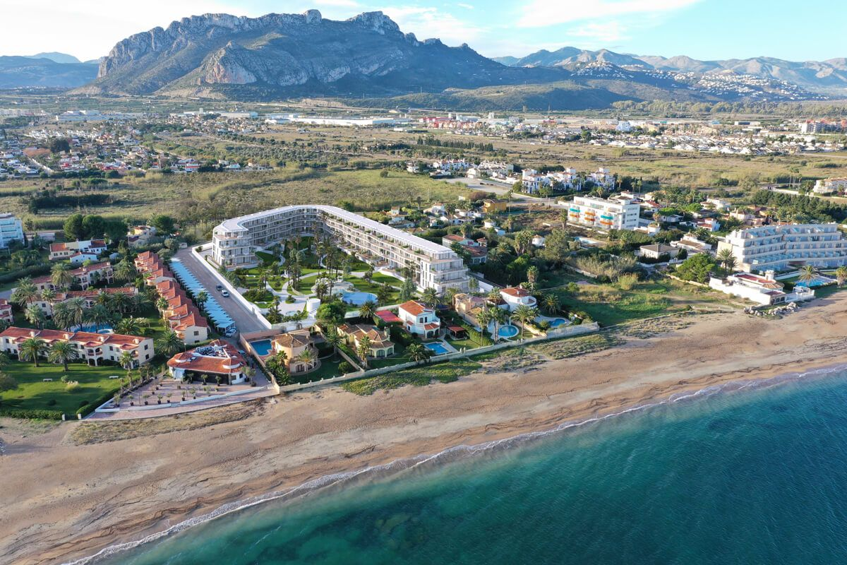 1 bedroom apartment For Sale in Denia - Main Image