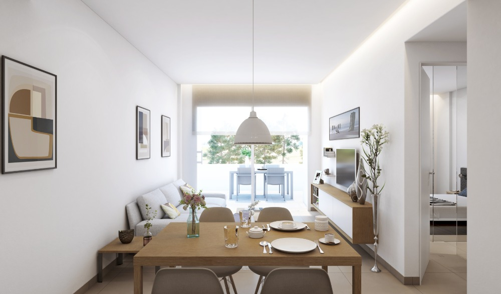 2 bedroom apartment For Sale in Pilar De La Horadada - photograph 2