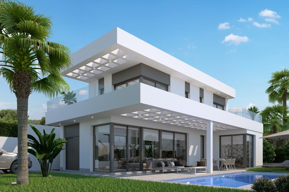 3 bedroom villa For Sale in Finestrat - Main Image