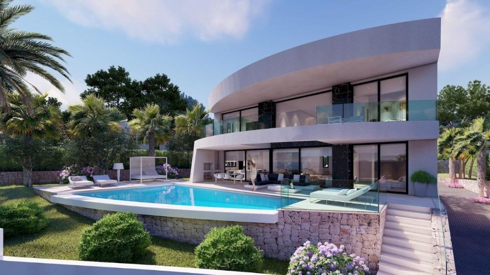 3 bedroom villa For Sale in Moraira - photograph 4