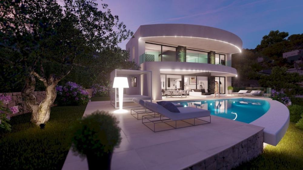 3 bedroom villa For Sale in Moraira - photograph 5
