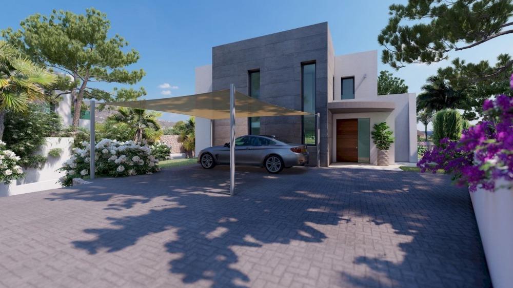 4 bedroom villa For Sale in Moraira - photograph 6