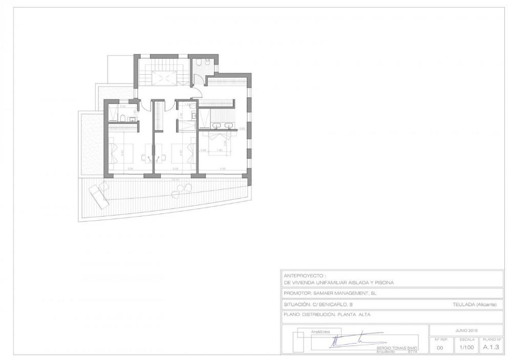 4 bedroom villa For Sale in Moraira - photograph 14