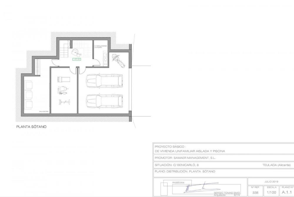 4 bedroom villa For Sale in Moraira - photograph 15