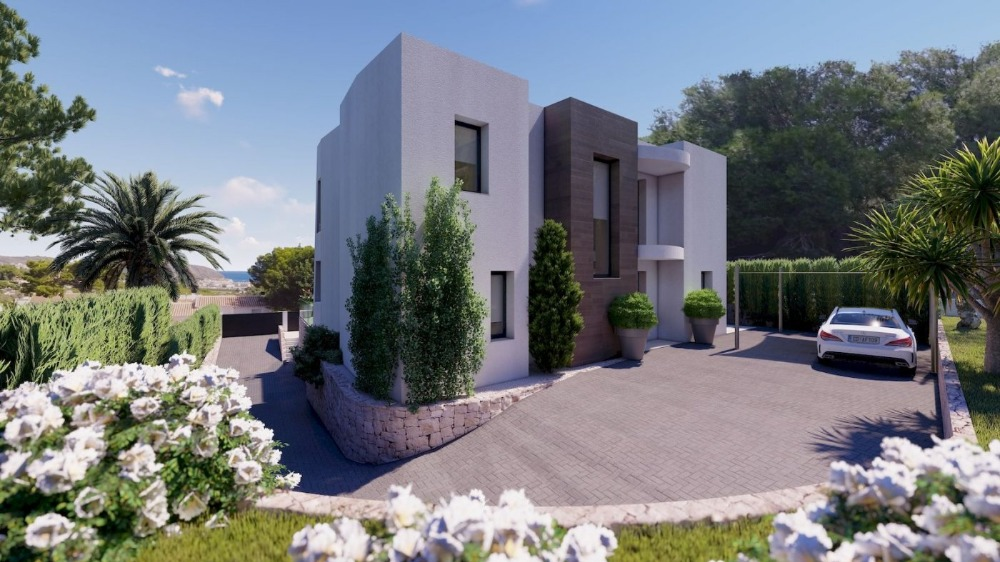 4 bedroom villa For Sale in Moraira - photograph 5