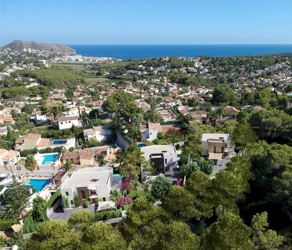 4 bedroom villa For Sale in Moraira - photograph 7
