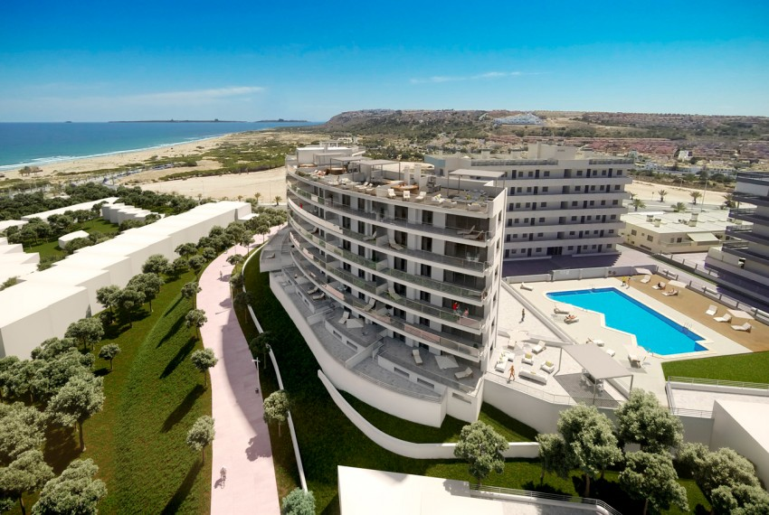 3 bedroom apartment For Sale in Arenales Del Sol - Main Image