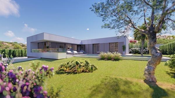 3 bedroom villa For Sale in La Fustera - Main Image