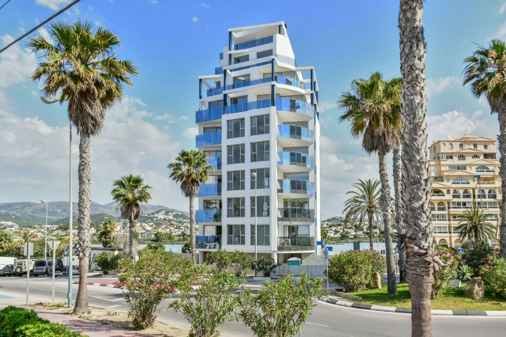 1 bedroom apartment For Sale in Calpe - Main Image