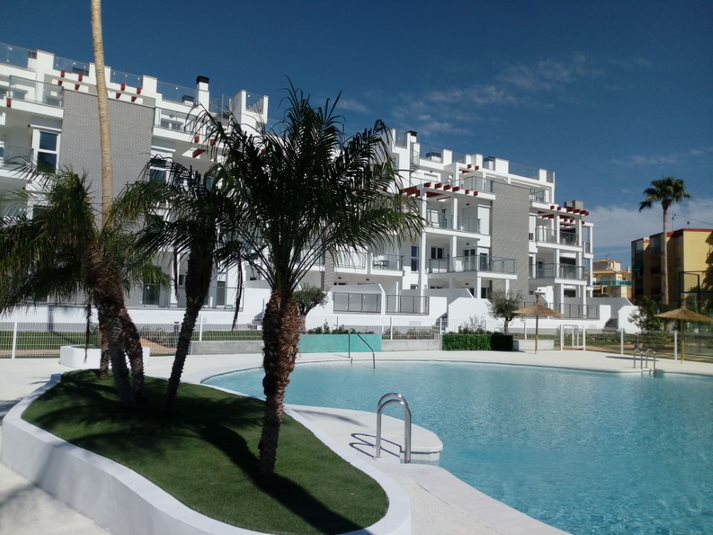2 bedroom apartment For Sale in Denia - Main Image