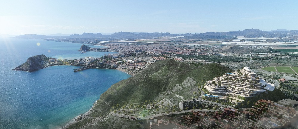 2 bedroom apartment For Sale in Aguilas - Main Image