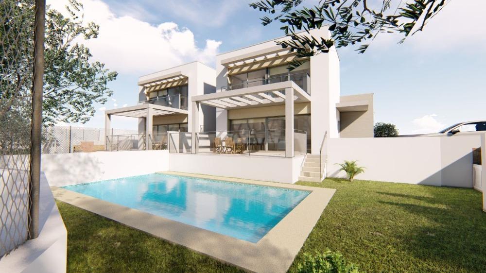 3 bedroom villa For Sale in Moraira - Main Image