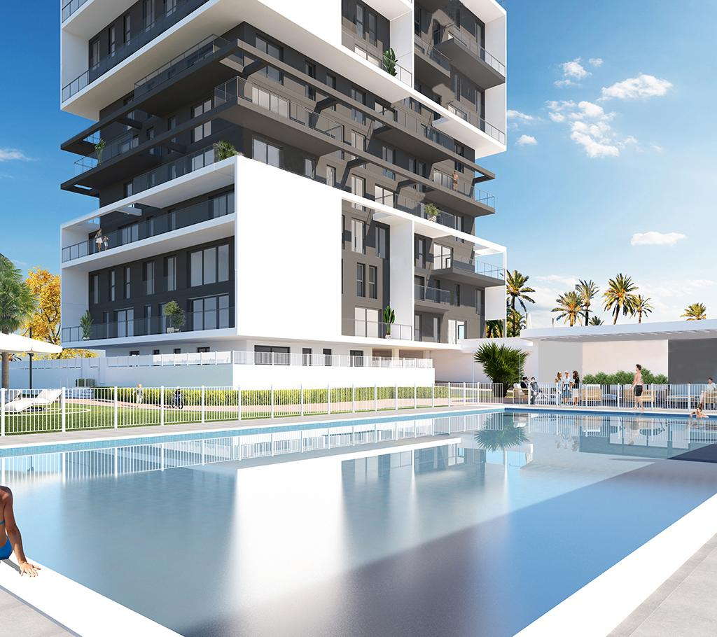 2 bedroom apartment For Sale in Calpe - photograph 12