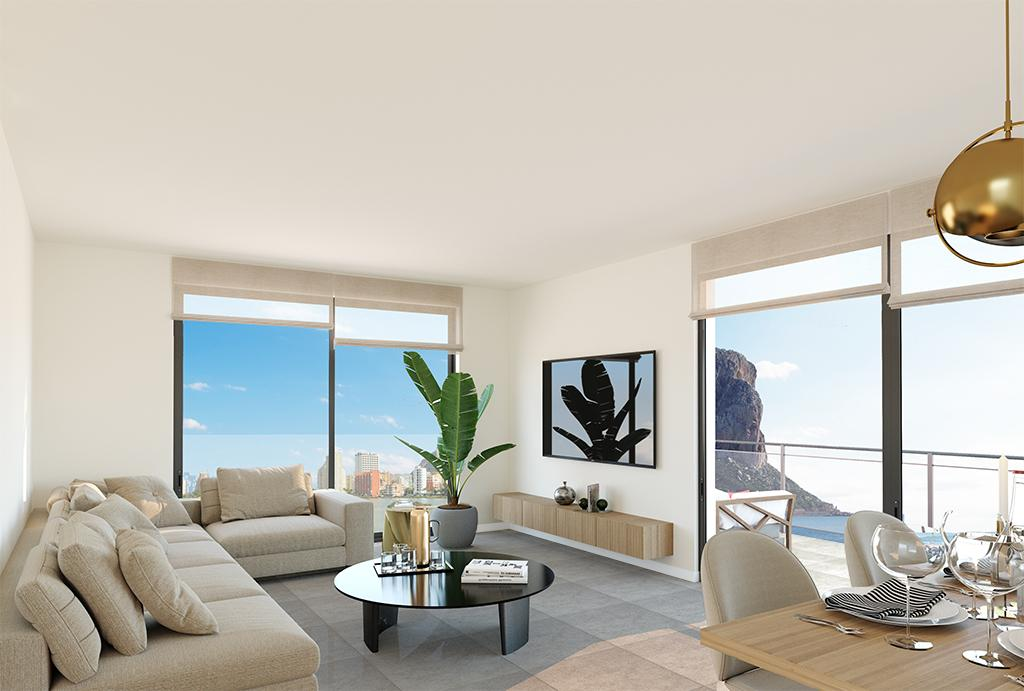 2 bedroom apartment For Sale in Calpe - photograph 6