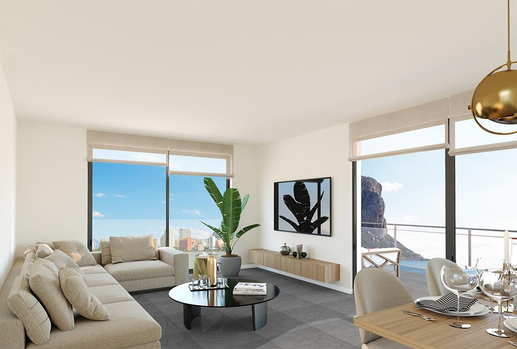 2 bedroom apartment For Sale in Calpe - photograph 4