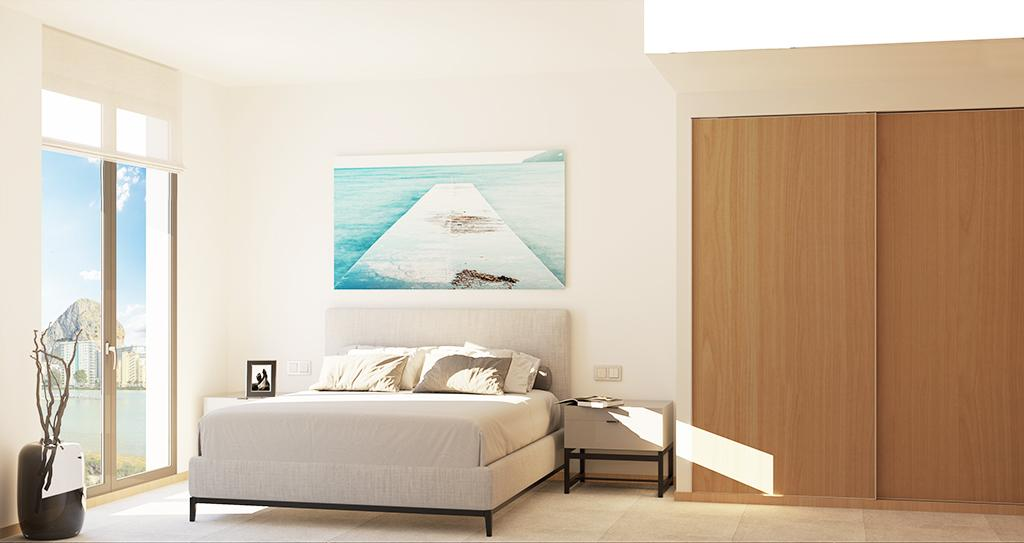 2 bedroom apartment For Sale in Calpe - photograph 9