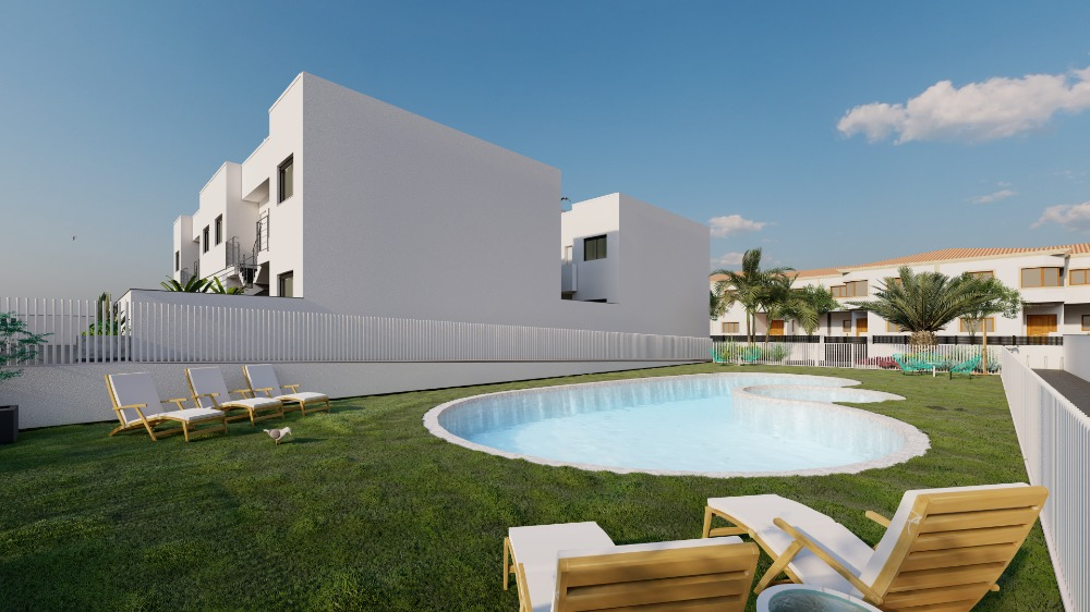 2 bedroom apartment For Sale in Torre De La Horadada - Main Image