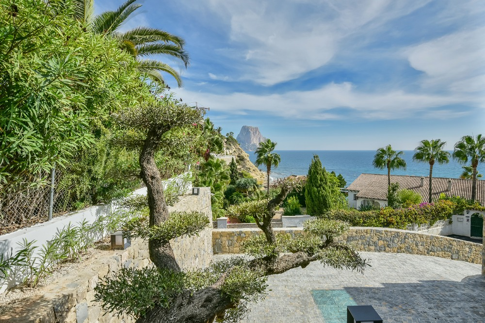 5 bedroom villa For Sale in Calpe - photograph 29
