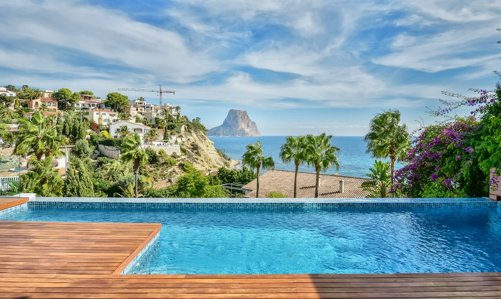 5 bedroom villa For Sale in Calpe - photograph 23