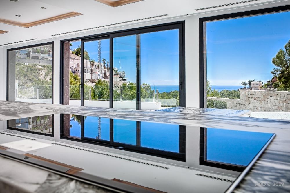 4 bedroom villa For Sale in Benissa Coast - photograph 2