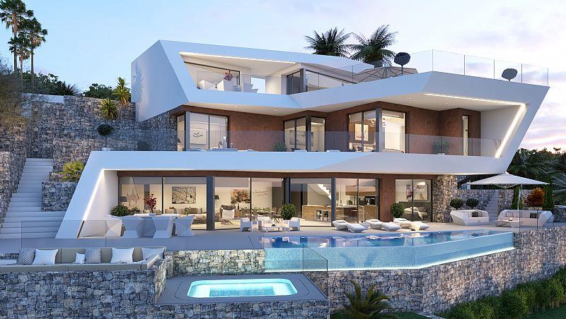 4 bedroom villa For Sale in Benissa Coast - photograph 6