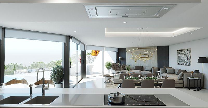 4 bedroom villa For Sale in Benissa Coast - photograph 4