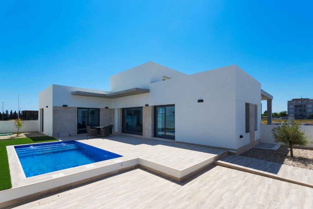 3 bedroom villa For Sale in Daya Nueva - Main Image