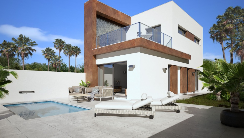 3 bedroom townhouse For Sale in Daya Nueva - photograph 1