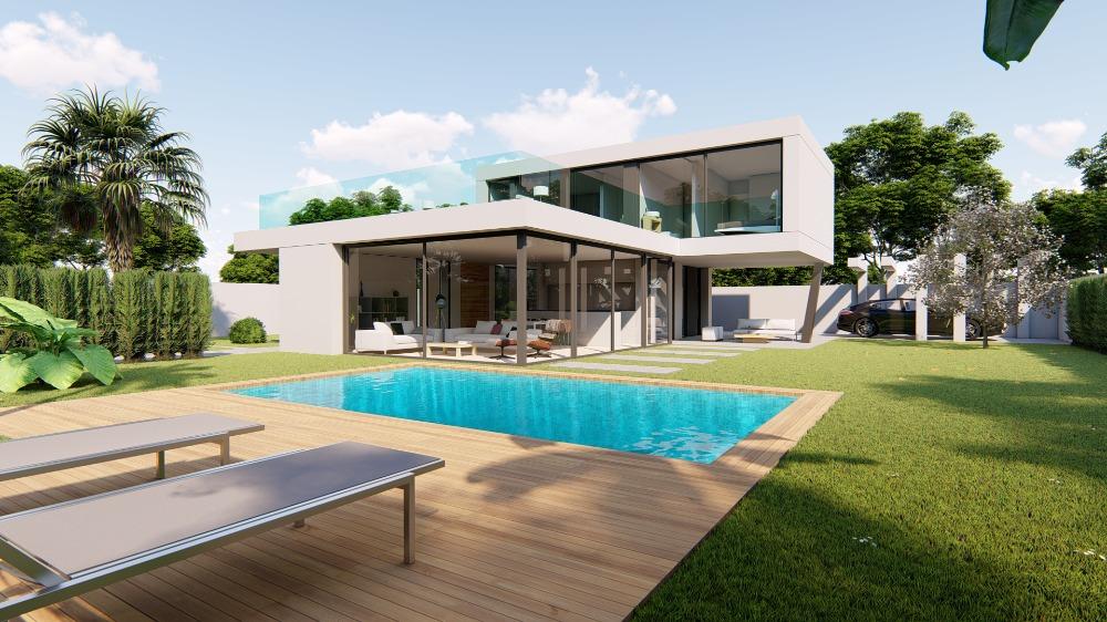 3 bedroom villa For Sale in Alfaz Del Pi - Main Image