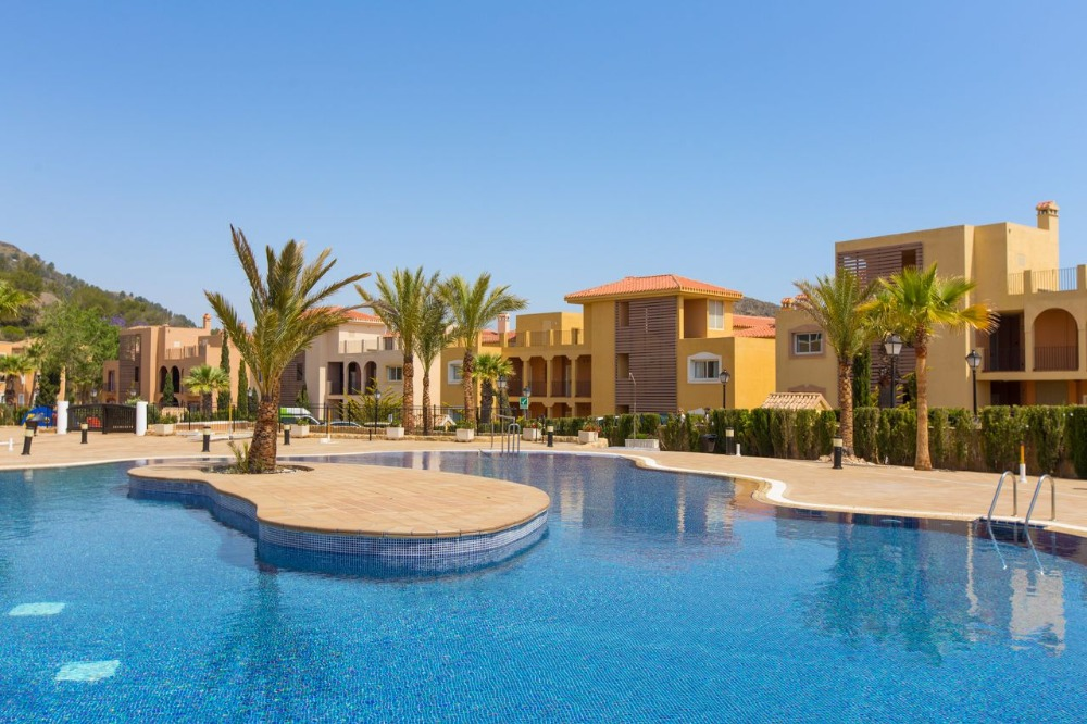1 bedroom apartment For Sale in La Manga Club - Main Image