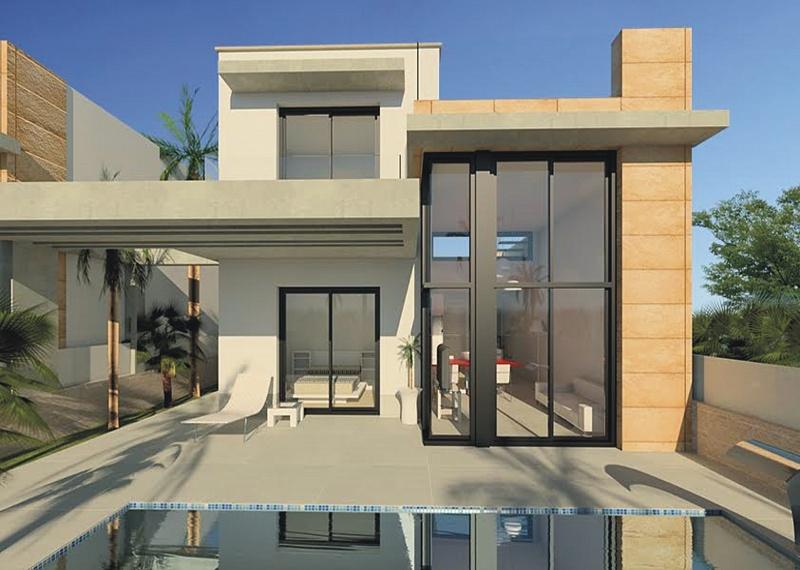 3 bedroom villa For Sale in Lomas Cabo Roig - Main Image