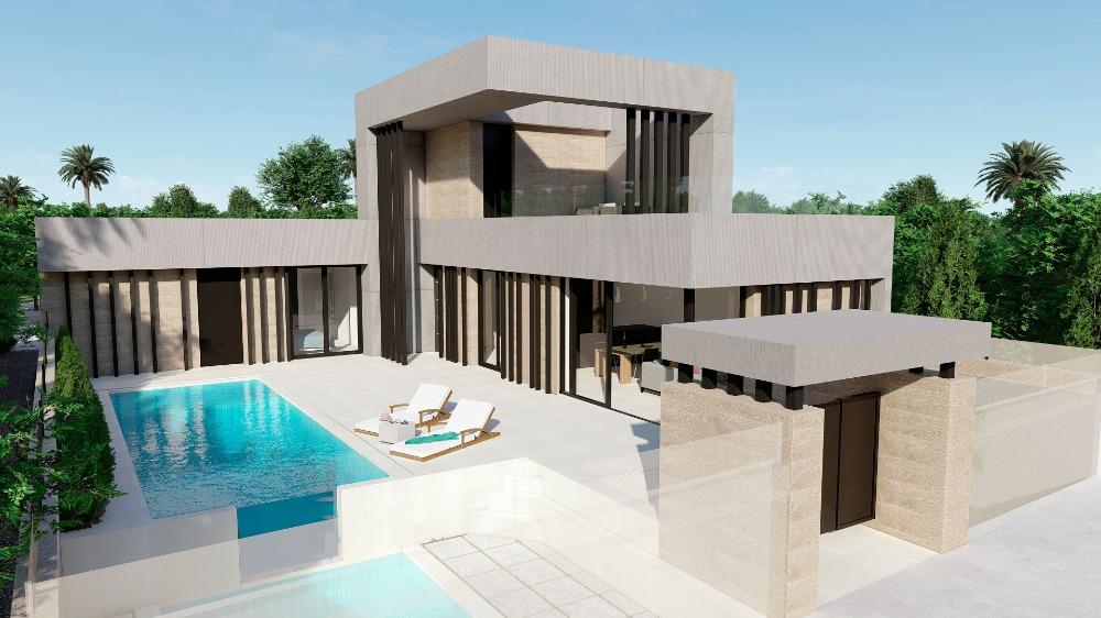 3 bedroom villa For Sale in Benijofar - Main Image
