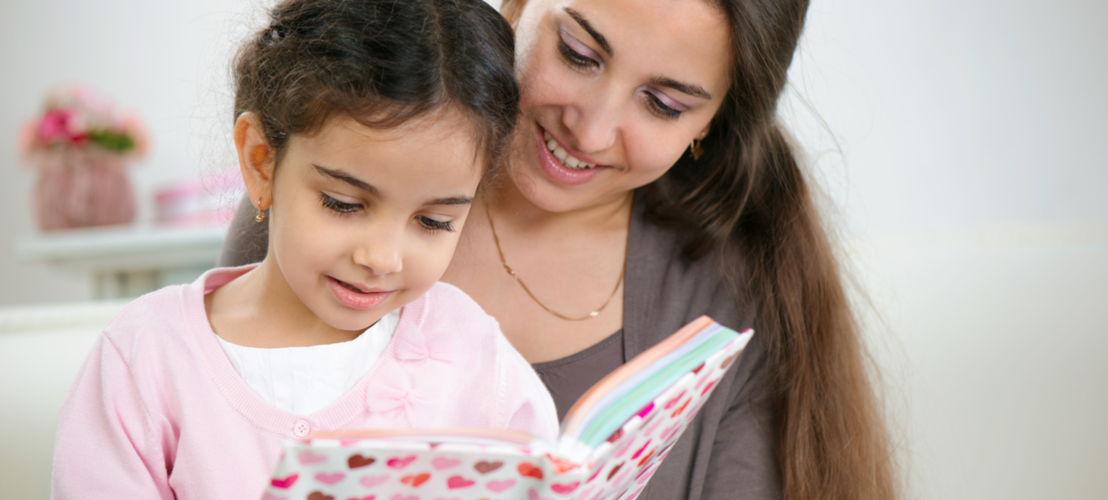 Positive communication with young children