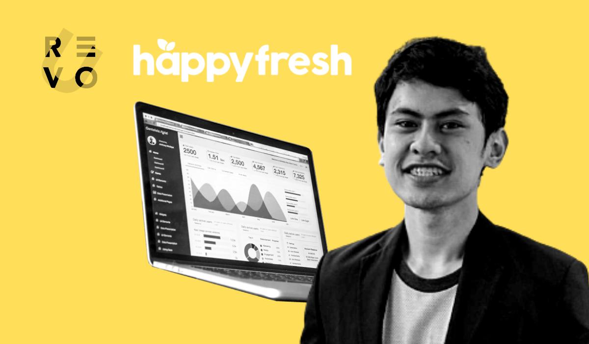 Lulusan Farmasi yang menjadi Performance Marketer di HappyFresh